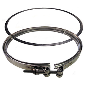 DPF / DOC Gaskets & Clamps